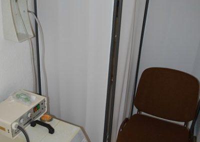 Sauerstofftherapieplatz