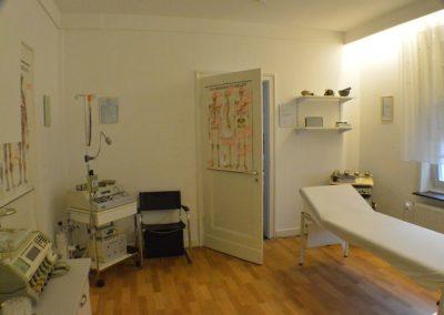 Behandlungsraum Bild 2